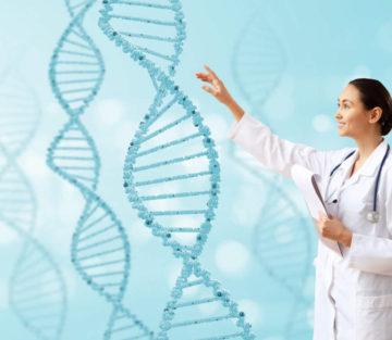 Xét nghiệm ADN làm Thẻ ADN